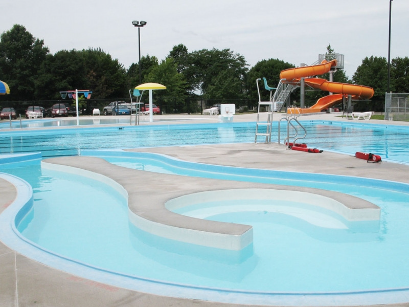 Eudora Parks and Recreation - Eudora KS - Pool